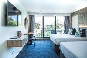Dustys Deluxe Resort Room