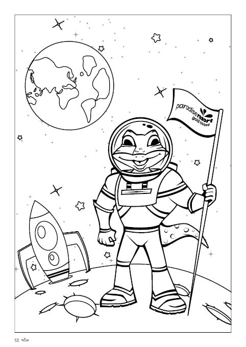 Colouring In Book12