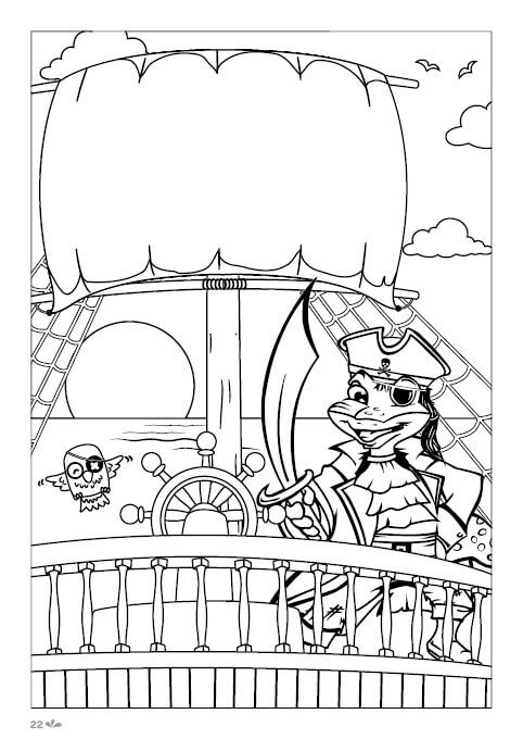 Colouring In Book18