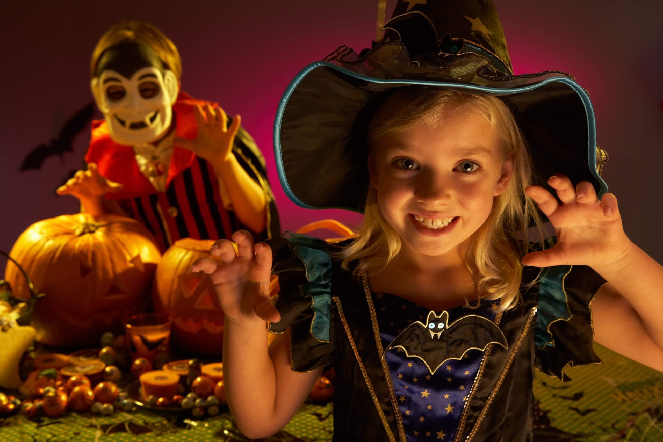 Join us this Halloween for some Spooktacular Family Fun