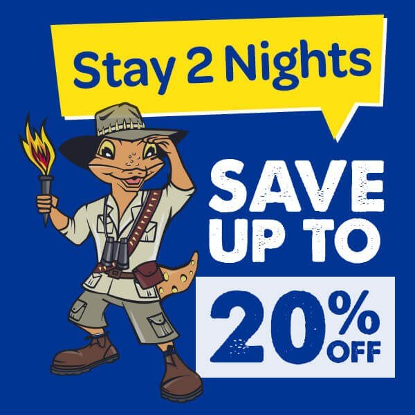 Stay 2 nights SAVE up to 20%-870x590